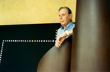 Joan Pedragosa :: Geometry as Seduction (Oviedo 2002)