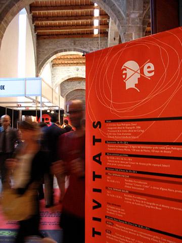Joan Pedragosa :: Expogràfic 2006